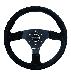 Sparco R383 Racing Steering Wheel