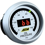 Digital Oil Pressure Gauge. 0~150psi
