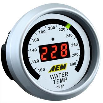 digital water temperature gauge