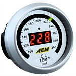Digital Oil Temperature Gauge. 100~300F