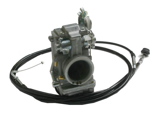 Mikuni 45mm Rhino 660 Carb Kit with Cable