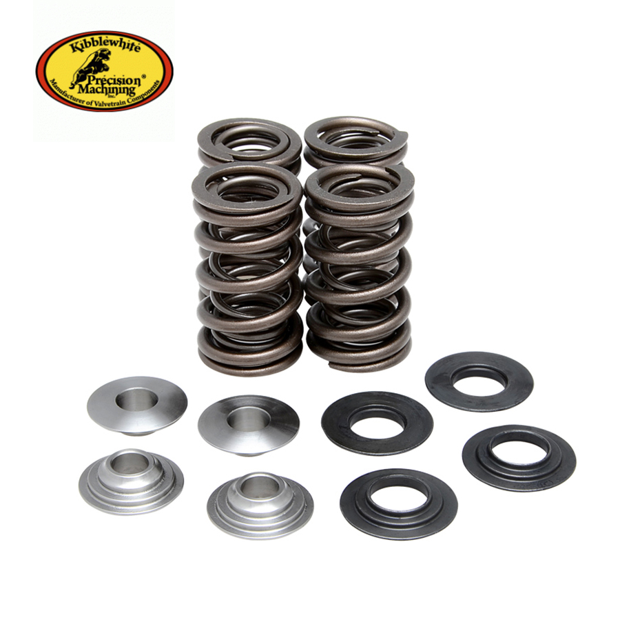 Kpmi Dual Valve Spring Kit With Titanium Retainers Rhino Raptor Yamaha Fuel Filter Location Grizzly 700