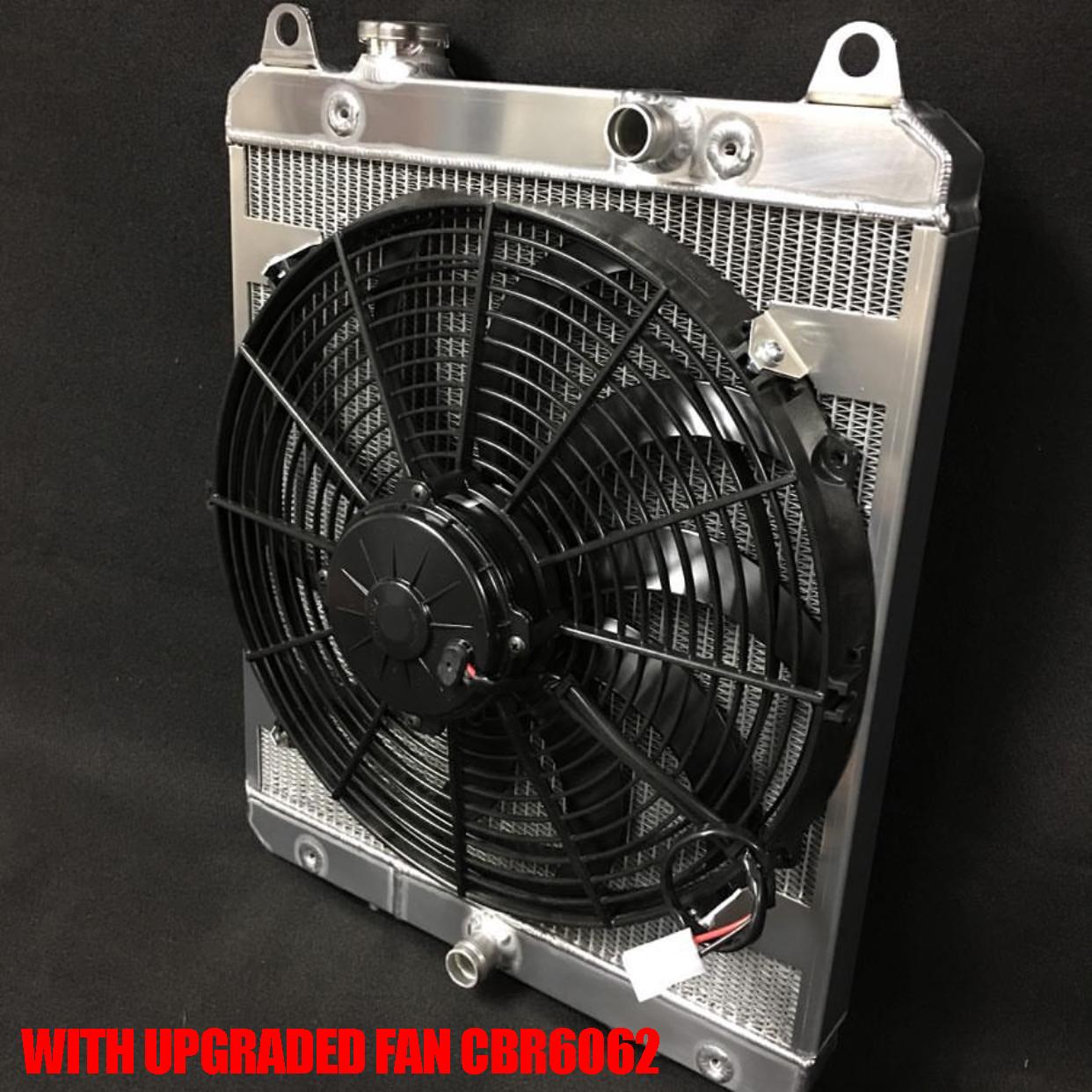 CBR High Performance Stock Replacement Radiator