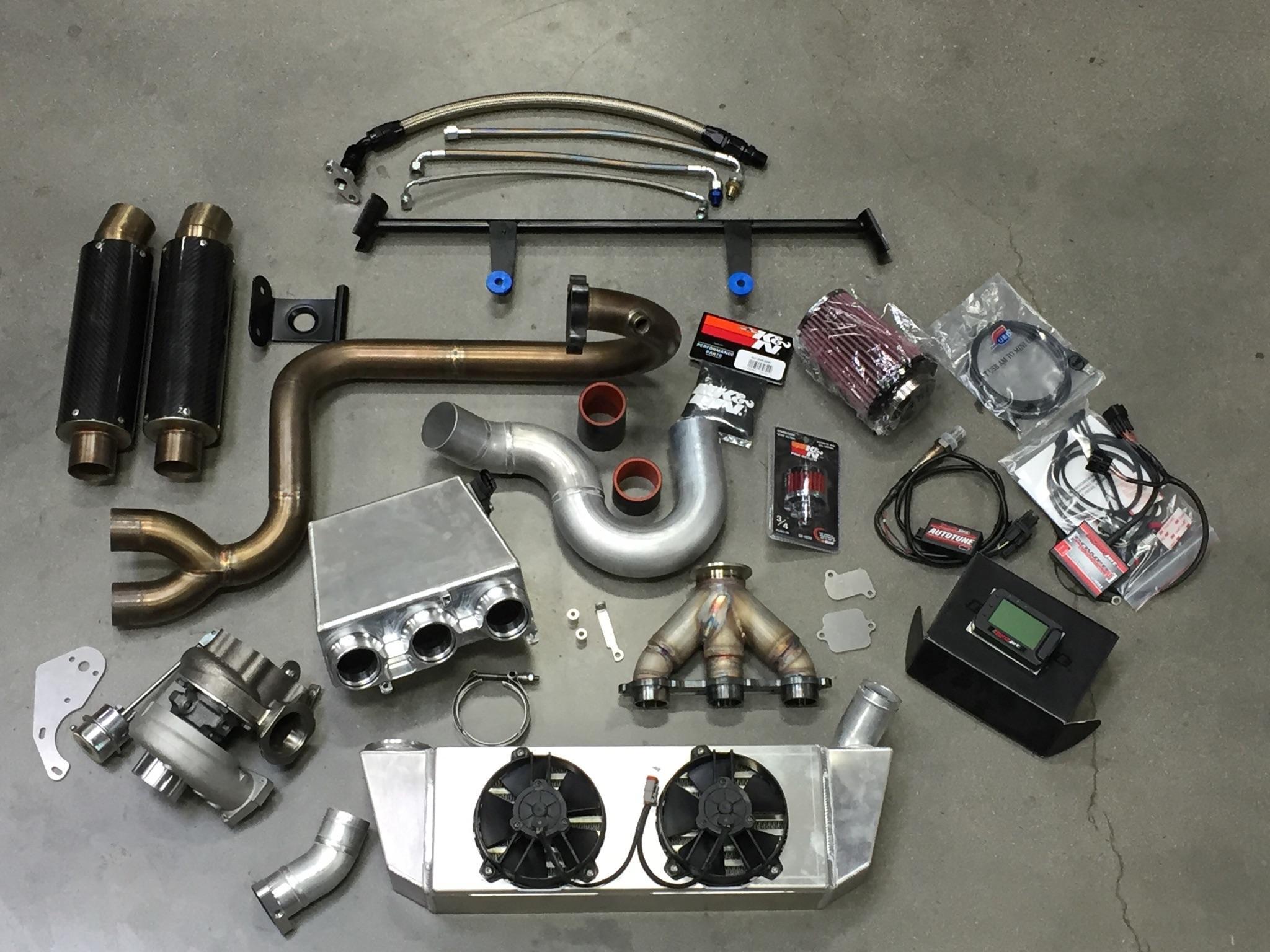 Yamaha Yxz1000r Weller Racing Quot Bolt On Quot Turbo Kit