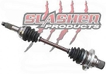 Slasher Axle Assembly Left Front - Yamaha Rhino 450 / 660
