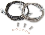 STREAMLINE PERFORMANCE 3-LINE FRONT BRAKE LINE (+6