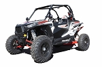 Dragonfire Door Panel & Slammer Kit for RZR XP 1000