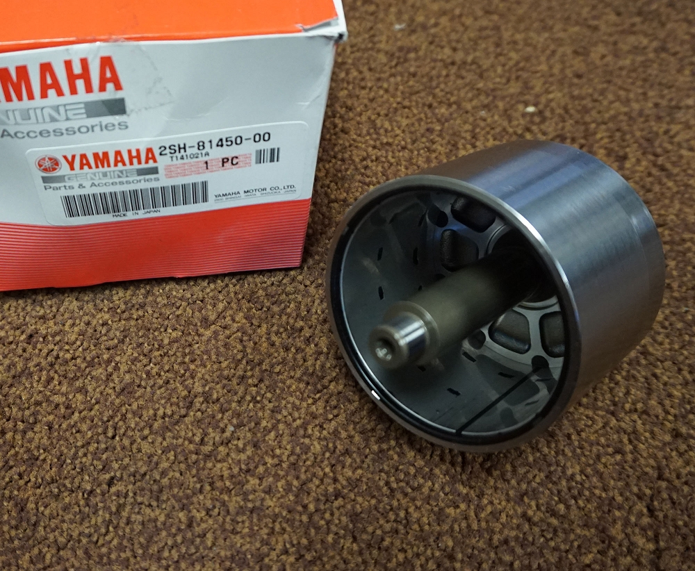 Updated Flywheel - 07-08 Yamaha R1