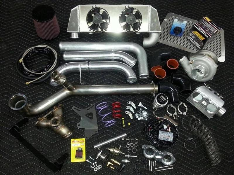 K&T Performance RZR XP 1000 Turbo Kit