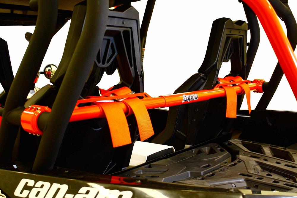 dragonfire lockdown harness bars belt kits can am maverick rh wellerracing com