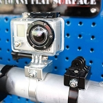 Axia Alloys GoPro Camera Tubing / Handlebar Mount