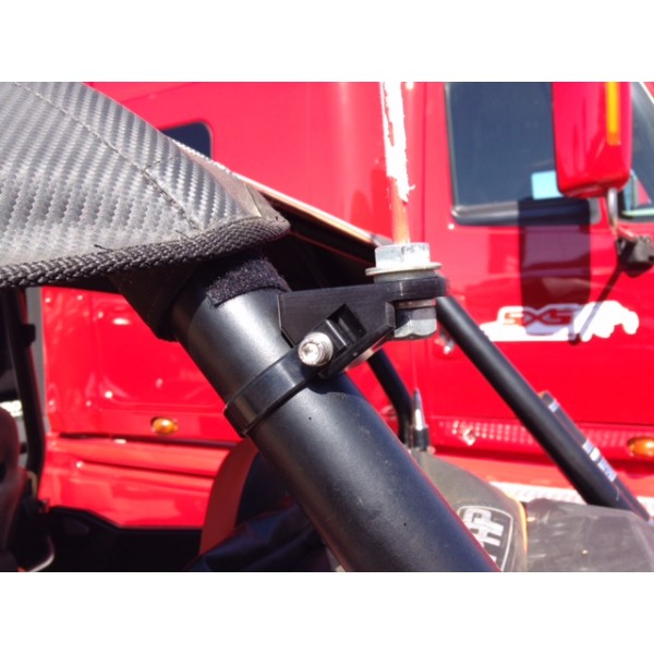 Axia Alloys Whip Flag Mount Angled Bar Rzr