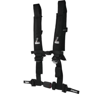 DRAGONFIRE AUTO-LATCH 4-POINT HARNESS (2