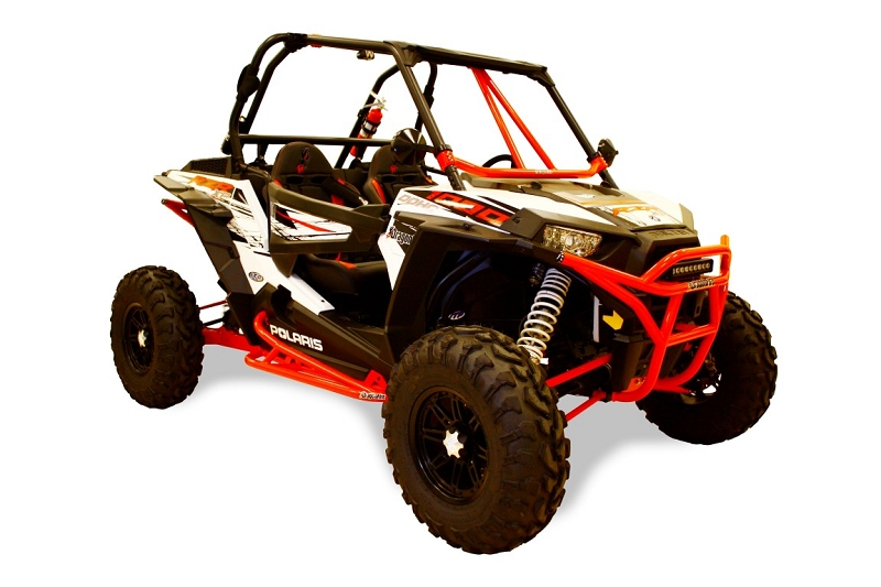 Dragonfire Racepace Nerf Bars For Rzr Xp 1000