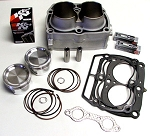 RZR 800 TOP END KIT STD. BORE 10.75:1 COMPRESSION - RE-PLATE YOUR CYLINDER