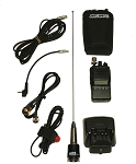 In Car Radio Kit with Long Range Antenna