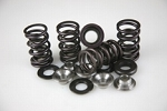 HOT CAMS VALVE SPRING KIT/ TI RETAINERS YAMAHA RHINO / RAPTOR / GRIZZLY 660