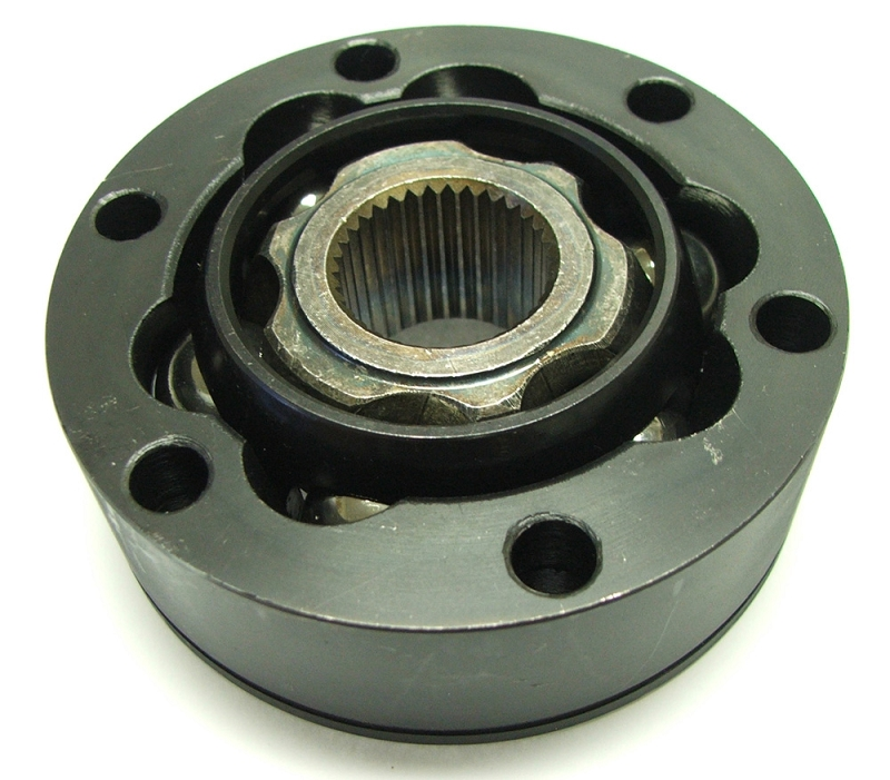 how to get cv joint off hub