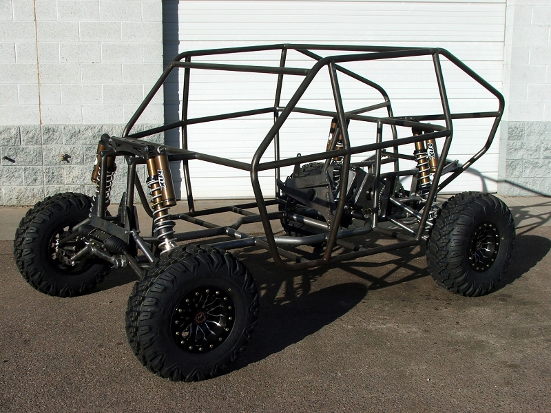 SR1 Roller Chassis by Weller Racing