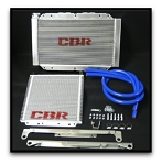 CBR Performance Stage 2 Radiator & Oil Cooler Kit - Rhino