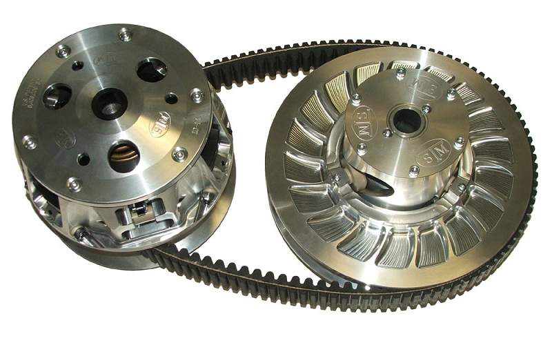 STM Billet Clutch Kit for XP1000 with Turbo