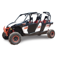Dragonfire HiBoy 4 Maverick Max / Commander Max Doors