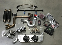 Yamaha YXZ1000R WR Edition Bolt On Turbo Kit