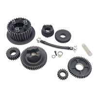 (70/30/11) Tubeworks Wide Ratio Gear Kit Modification - Yamaha YXZ1000R