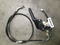 YXZ1000R Used Parking Brake Lever with Cable