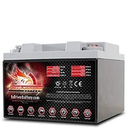 Full Throttle Battery FT410L