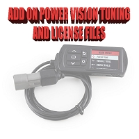 Wolverine X2 / X4 Power Vision Add on Tuning and License Files