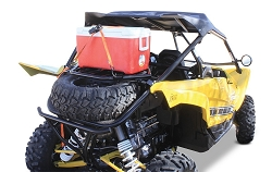 Yamaha YXZ1000R Adjustable Cargo Rack by Dragonfire Racing