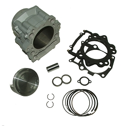 Big Bore Top End Cylinder, Piston, Gasket Kit - Rhino 700 / Grizzly 700