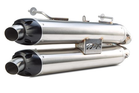 Two Brothers Racing Slip On Dual Exhaust
