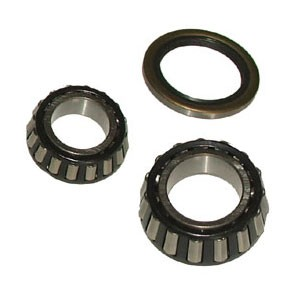 Front Hub Replacement Bearing kit with seal (ea.)
