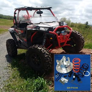 Dalton Adjustable Clutch Kit - 2016+ Polaris XP1000 4 Seat and Highlifter