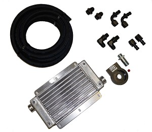 WR Edition Performance Polaris XP Turbo Oil Cooler Kit