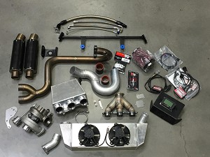 "Yamaha YXZ1000R Weller Racing ""Bolt On"" Turbo Kit"