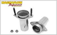 "Magnaflow Exhaust Universal 2.5"" Ball Flange Kit"