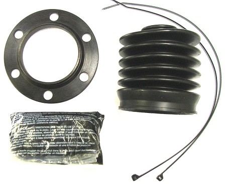 SR1 Inner CV Boot Kit With Grease And Zip Ties (ea)